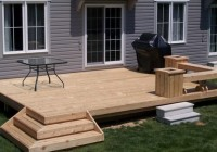 Small Deck Plans Designs