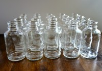 Small Glass Vases Wholesale