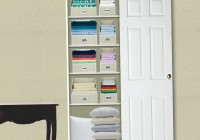 small linen closet organization ideas