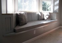 Small Padded Bench Seat