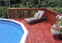 Small Pool Deck Ideas