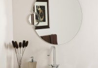 Small Round Bathroom Mirrors