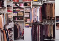 Small Walk In Closet Organizing Ideas