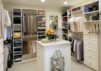 Small Walk In Closets Ideas