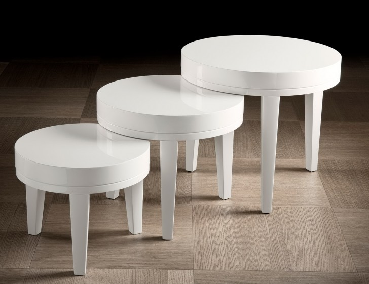 Permalink to Small White Accent Table