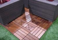 Snap Together Deck Tiles Home Depot