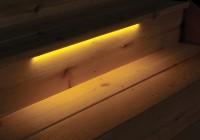 Solar Deck Step Lights Costco
