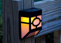 Solar Powered Deck Lights Reviews