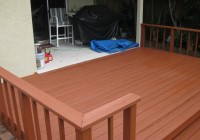 Solid Deck Stain Removal