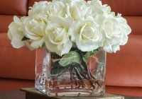 Square Glass Vases For Centerpieces
