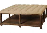 Square Ottoman Coffee Tables