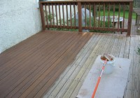 Staining A Deck Cost