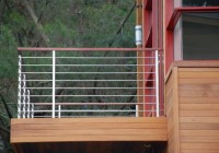 Stainless Steel Deck Railing Cost