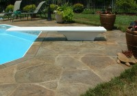Stamped Concrete Pool Deck Pictures