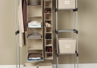 Stand Up Closet Rack