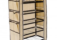 Stand Up Closet Storage