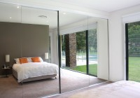 Stanley Mirrored Closet Doors