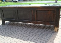 Storage Bench Seat Diy
