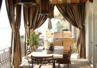Sunbrella Outdoor Curtains Drapes