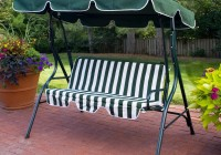 Swing Replacement Cushions & Canopy