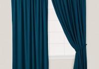 Tab Top Curtains Blue
