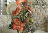 Tall Floor Vases With Artificial Flowers