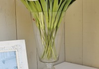 Tall Glass Flower Vases