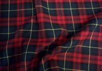 Tartan Material For Curtains