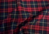 Tartan Material For Curtains