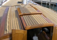 Teak Decking Systems Reefing Hook