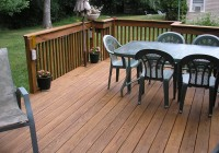 The Best Deck Stain To Use
