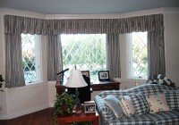 Three Window Curtain Ideas