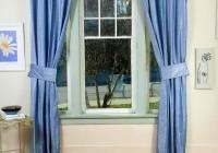Tiffany Blue Window Curtains