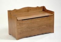 Toy Box Bench Seat Plans
