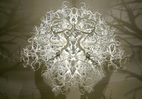 Tree Branch Chandelier For Sale