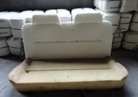 Truck Seat Cushion Repair
