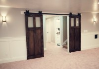 Two Panel Sliding Closet Doors