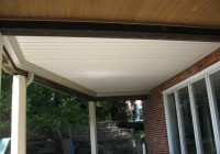 Under Deck Ceiling Systems Home Depot