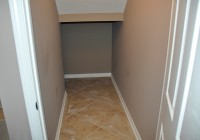 Under Stairs Closet Storage