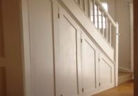under stairs closet storage solutions