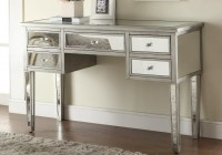Upton Home Adelie Mirrored Sofa Console Table