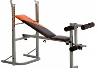 V Fit Stb 09 2 Folding Weight Bench
