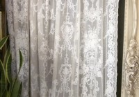 Vintage Lace Curtain Panels