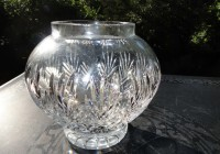 Vintage Waterford Crystal Vase