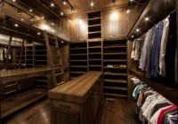 walk in closet designs men