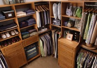 Walk In Closet Organization Systems