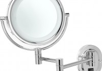 Wall Mounted Magnifying Mirror 15x