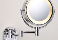 Wall Mounted Makeup Mirror Lowes
