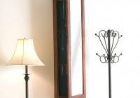 Wall Mounted Mirror Jewelry Organizer