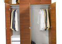 Wardrobe Closet With Drawers